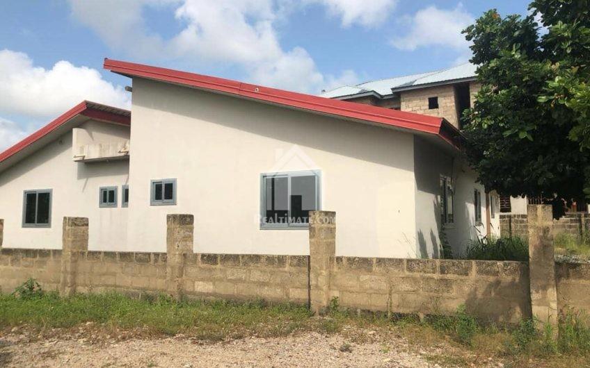 A 4-bed room self-compound house around Liberia Camp.