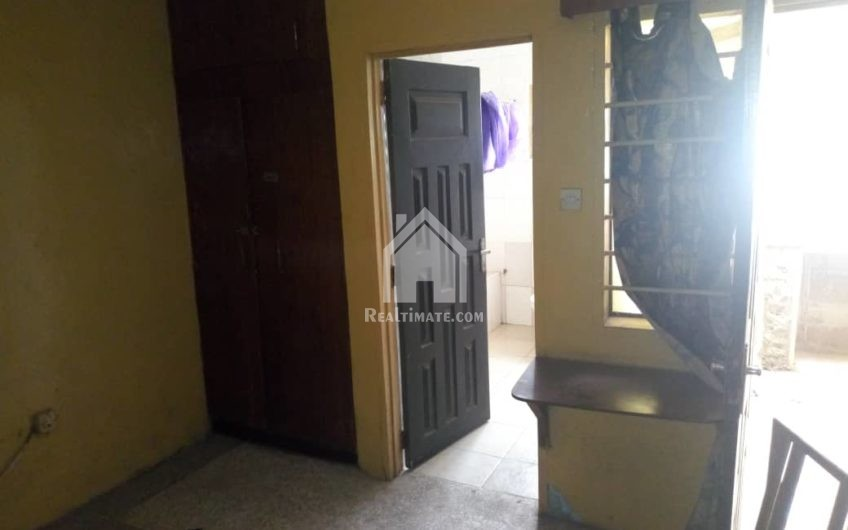Spacious single room self-contained apartments at Awoshie, Mangoase