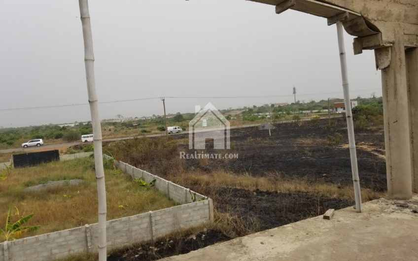 100 × 100 plot for sale at Appolonia City-Oyibi