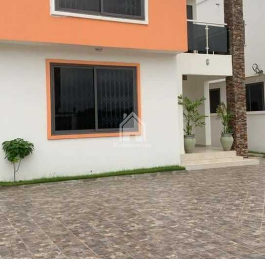 Newly built 4 bedrooms house for sale at East Legon hills