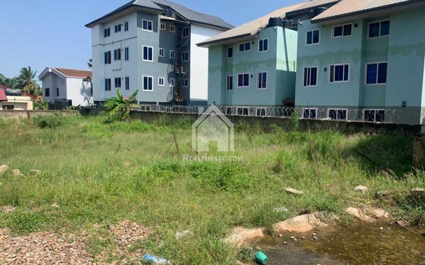 2 plot of land for sale at east Legon Adjiringanor near Citydia super market