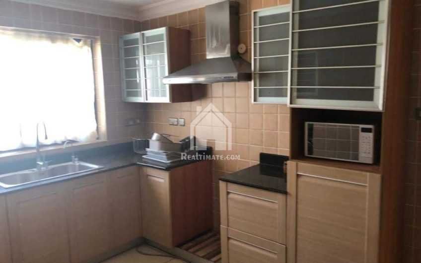 3 and 2 bedrooms fully furnished apartment for rent in east Legon