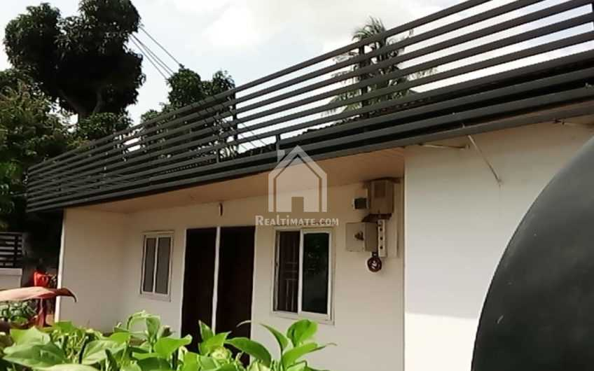 4 bedrooms with 2 bedroom boys' quarters for rent at Adjiringanor Ability