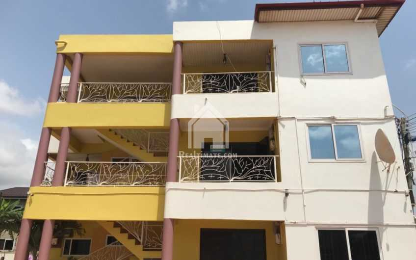 2 bedrooms house for rent at east legon