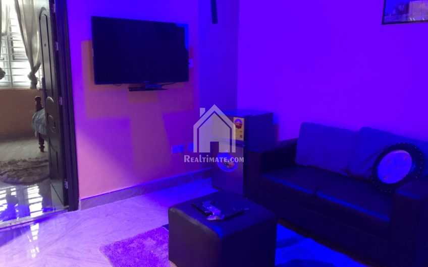 Chamber and hall fully furnished at east legon Obgojo