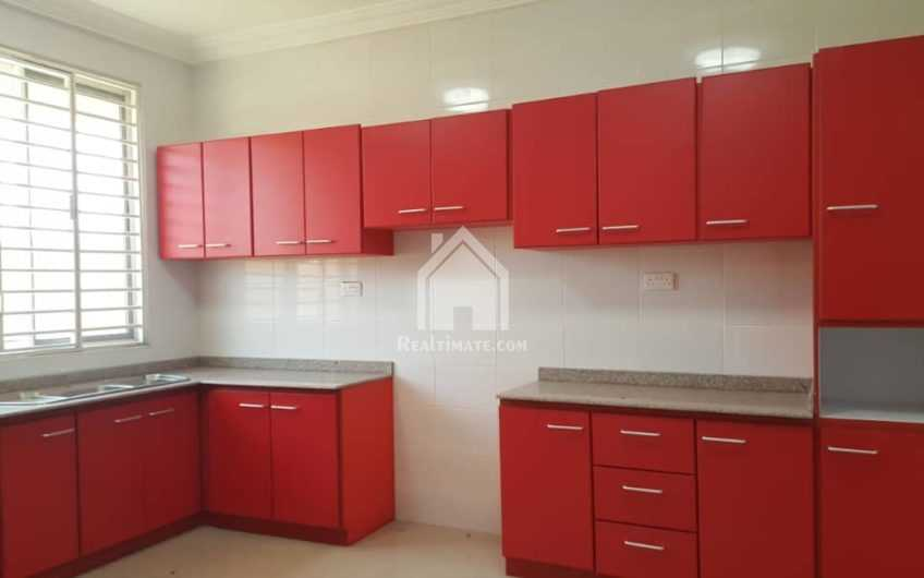 3-Bedroom self-compound in a gated community for rent at East Legon adjiriganor near Ghana Canada hospital
