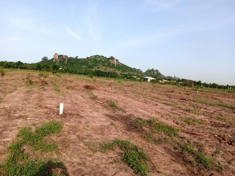 land for sale at Afienya Tor Estates