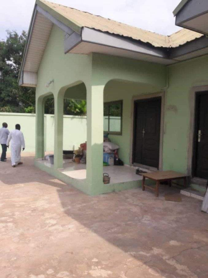 Chamber and Hall Self-Contained for rent at Adenta Housing Down
